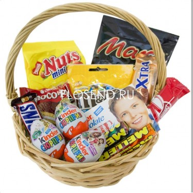 Коробка со сладостями № 194
